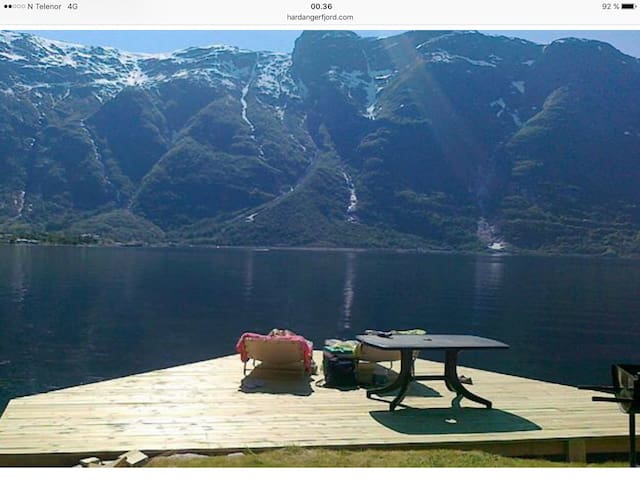Perfeckt view in Hardanger,Norway ! - Eidfjord - House
