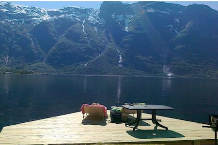Perfeckt view in Hardanger,Norway ! - Eidfjord - Talo