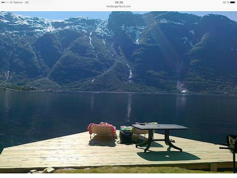 Perfeckt view in Hardanger,Norway !