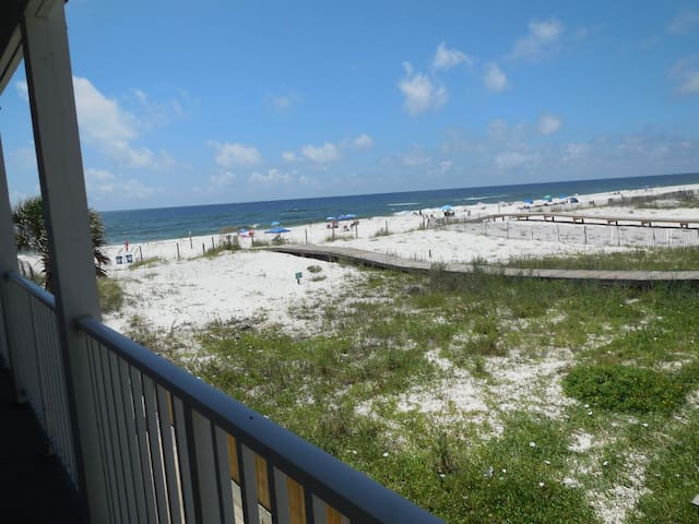 1st floor Gulf/pool view condo, Sunchase #103 - Gulf Shores - Condomínio