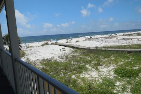 1st floor Gulf/pool view condo, Sunchase #103 - Gulf Shores - Társasház