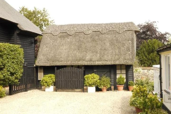 Croft Barn near Stansted and London - Essex - Oda + Kahvaltı