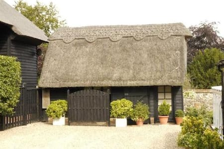 Croft Barn near Stansted and London - Essex - 住宿加早餐
