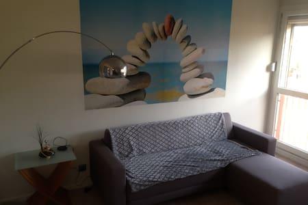 Appartement le Verlaine - Rombas - Daire