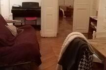 Chambre privée à Lyon dans le 1er arrondissement