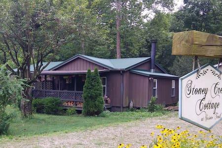 The Zen Den @ Stoney Creek Cottage