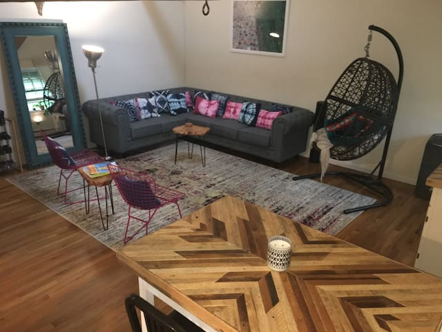 Cozy Modern Loft in Peekskill
