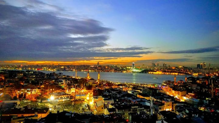 Apartment in Istanbul with amazing wiew 2