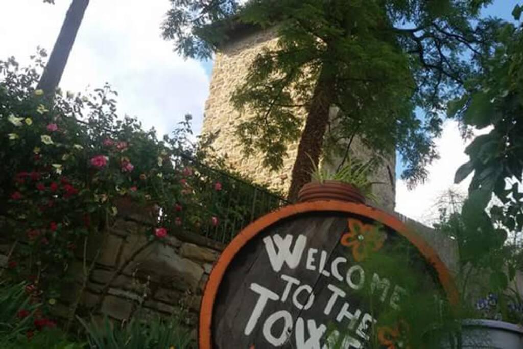 Ingresso della torre