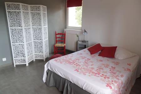 Chambre charme bastide provençale - Pourcieux - Dom