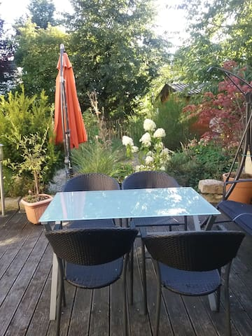 Unsere zentrale schöne Wohnung - Paderborn - Apartment