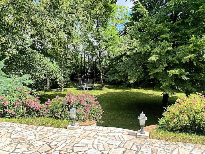 à Esbly une magnifique villa familiale DISNEYLAND