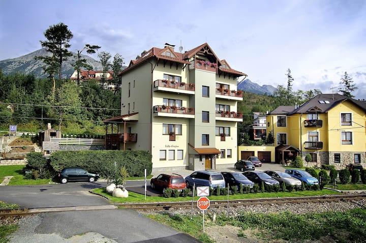 Villa Krejza - Family B&B room with balkon