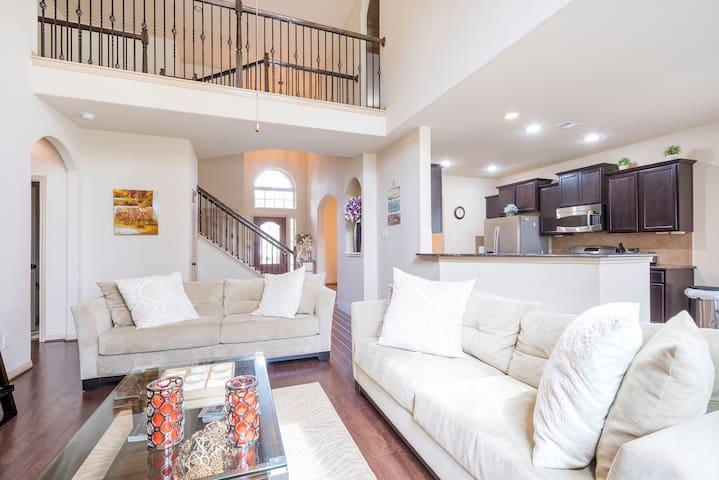 Increíble casa ideal para descansar y vacacionar - Magnolia