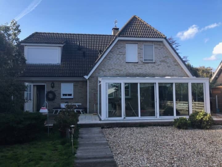 Lovely modern farmhouse,15 min from Amsterdam