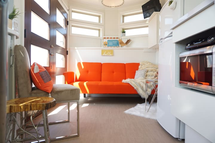 Audrey Faye = Tiny House meets RV Glamping - Frisco - Altres