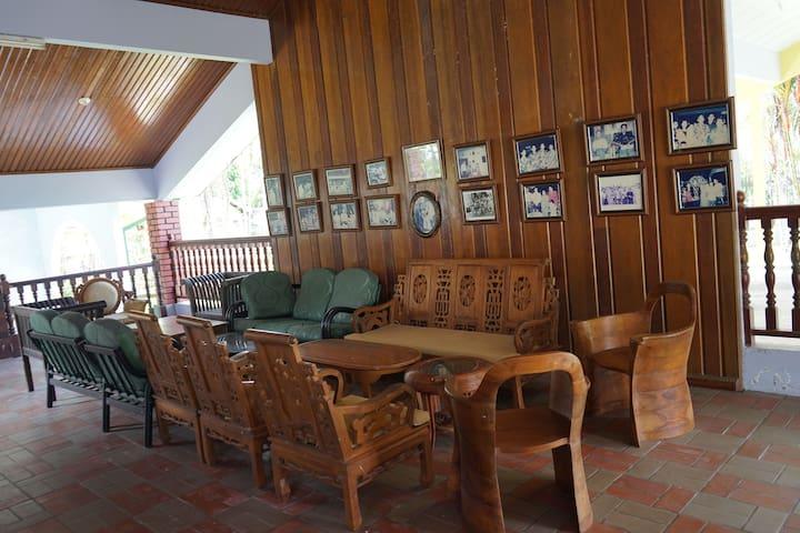 Mary's Homestay Kg Toboh Tambunan Whole Unit