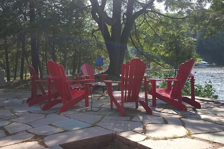 Muskoka: Lake Rosseau Family Retreat - Port Carling