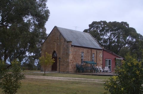 Romantic Chapel in the heart of Clare Valley SA.
