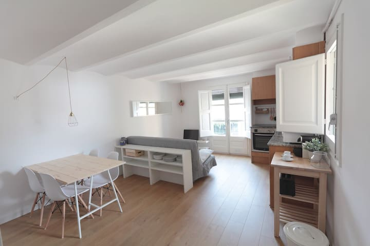 Lovely apartment in the old town - Girona