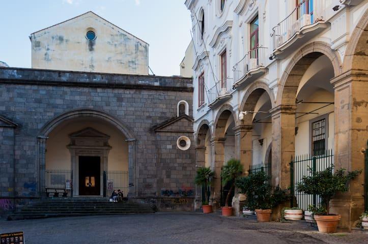 Appartamento romantico nel cuore di Napoli