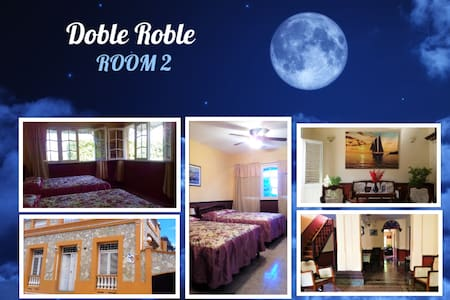Doble Roble ROOM # 1