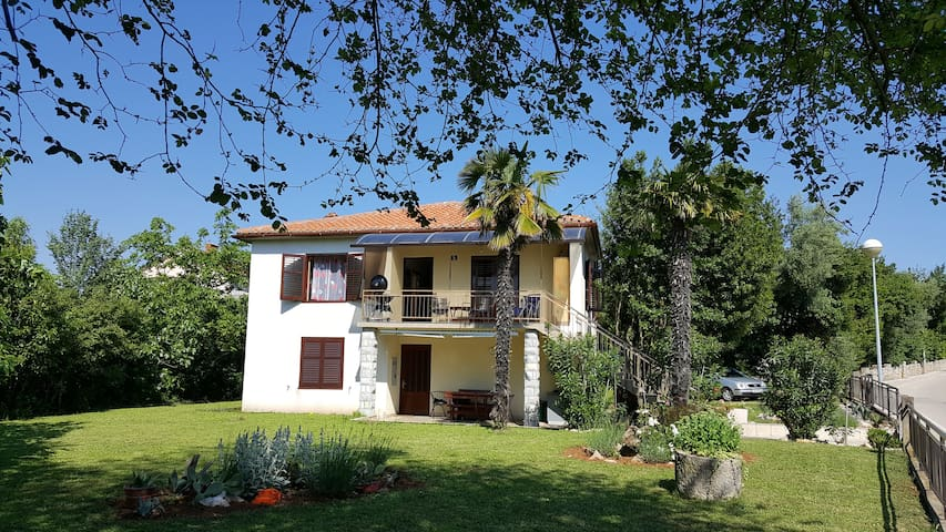 Lovely app only 60m from the beach - Njivice - Departamento