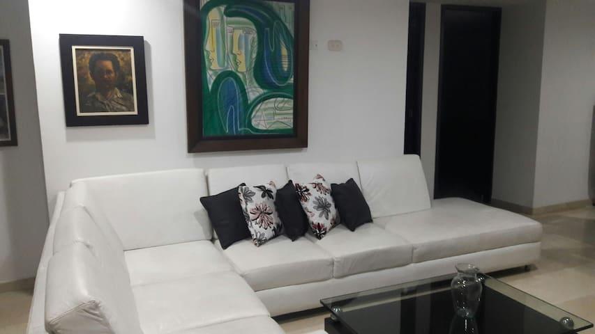 Hermoso apartamento con parking - Bucaramanga
