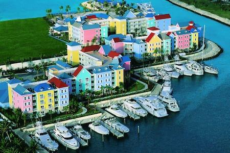 1 BR Villa at Atlantis Harborside - Paradise Island