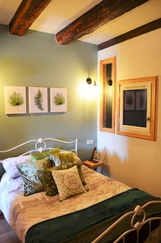 chambre / lit double