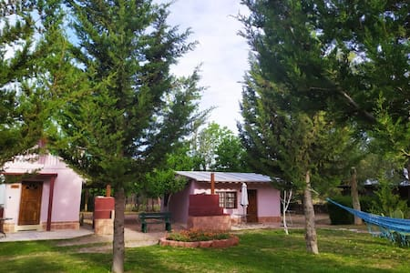 Cabaña en valle grande para 4, (Complejo Ermitazh)