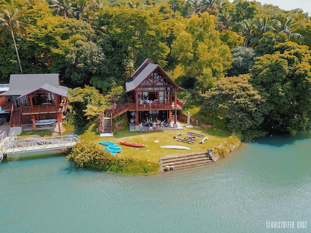 The Lake House at Caliraya