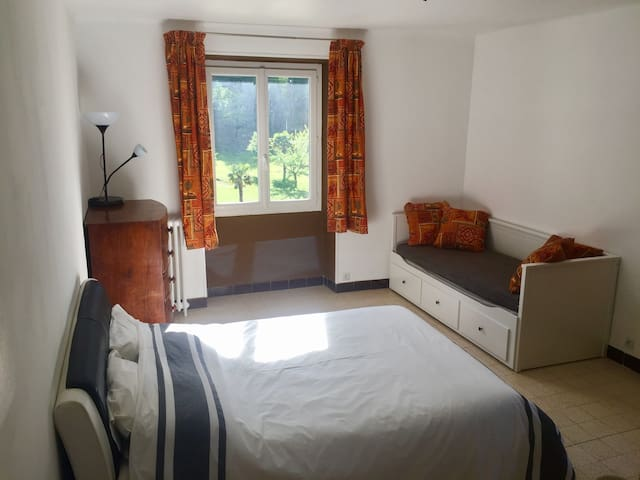 Le Brouilhet self catering or catered apartment - Saint-Laurent-le-Minier - Serviced apartment