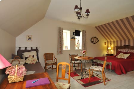 Belle de nuit - Saint-Prest - Bed & Breakfast