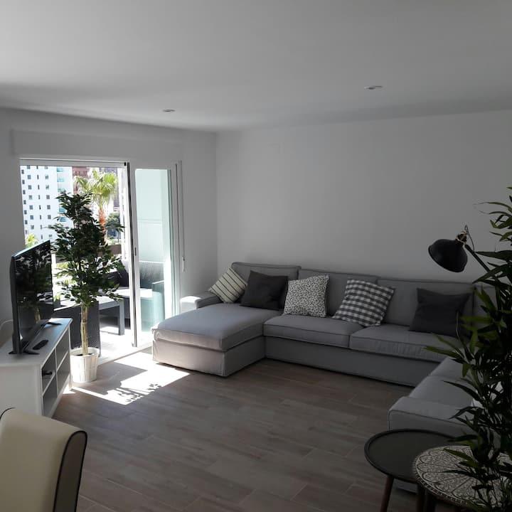 Apartamento reformado perfecto para Familias
