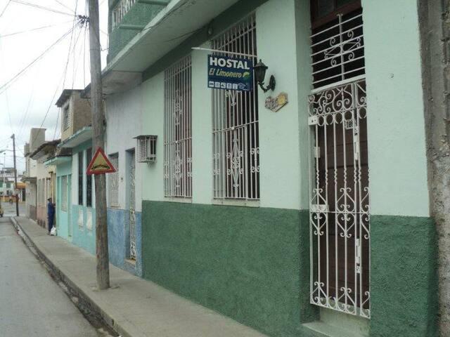 Habitación privada en Hostal Limonero