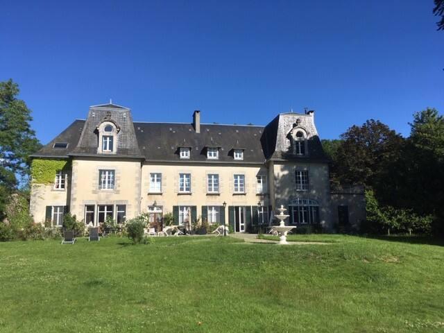 Hortensia, Chateau de Beauvais
