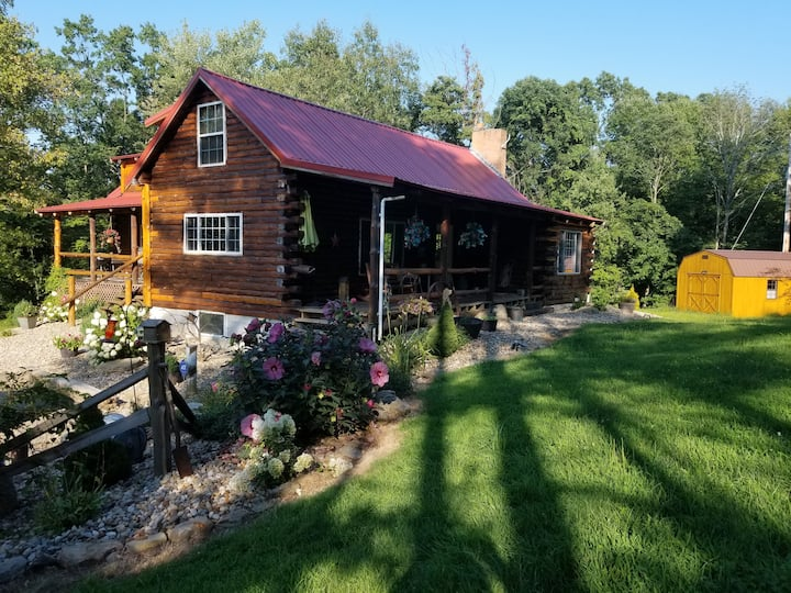 Visit Ye Ole Hillbilly Lodge in Coshocton!