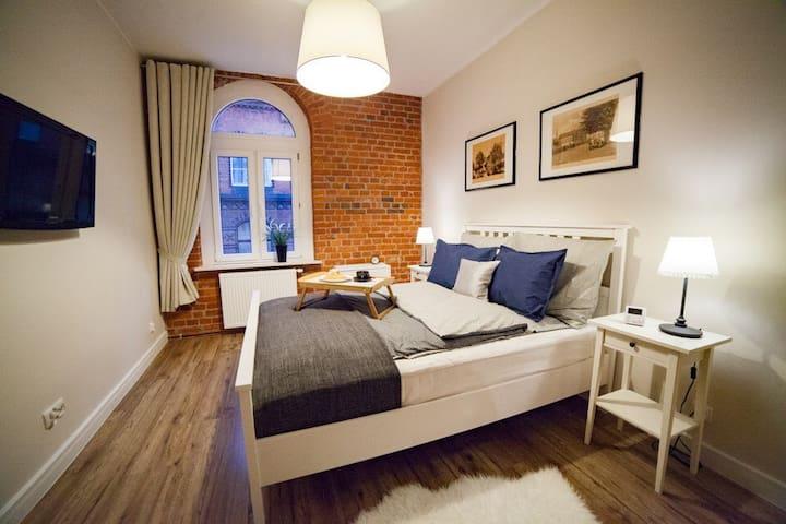 Piękny apartament w centrum ul. Pocztowa 1 - Bydhošť