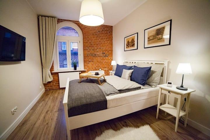 Piękny apartament w centrum ul. Pocztowa 1