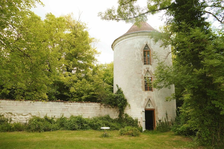 Medieval Tower (1425) Châlons-en-Champagne