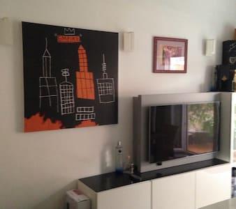 stanza singola satriano - Satriano - Apartment