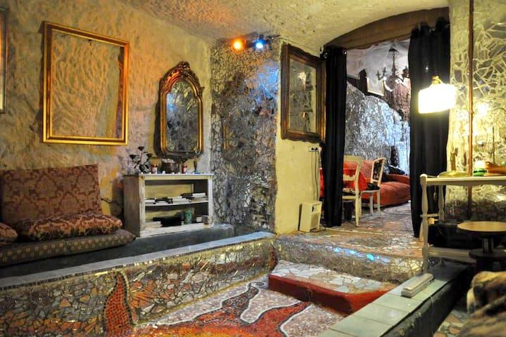 Beautiful studio in Caprarola