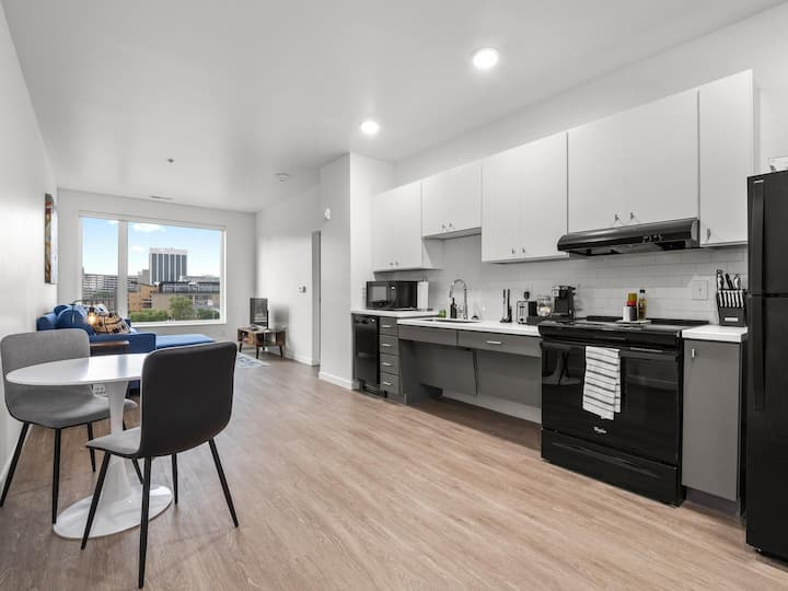 *Downtown Columbus Condo with a View* 615
