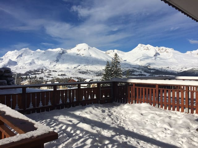 Appartement Rez des Pistes à La Joue Du Loup - Hautes-Alpes - Lejlighed