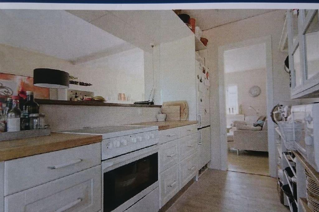 Køkken/alrum