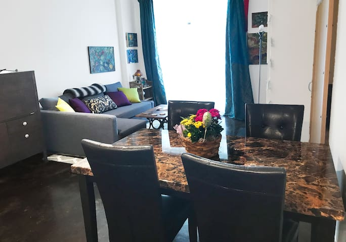 Lovely Apartment next to Verizon Center, Chinatown - Washington - Appartement