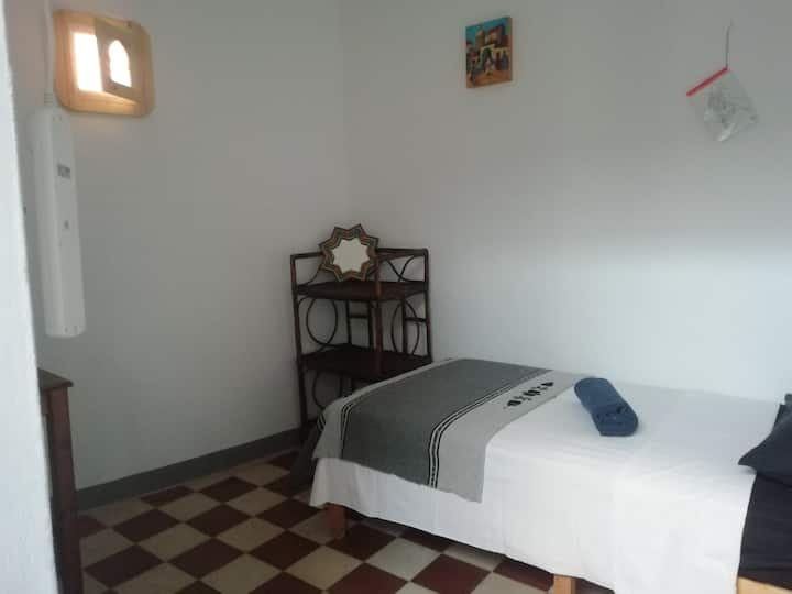 Dina room pension Vallparadis