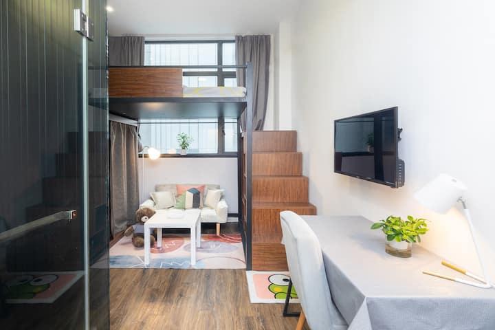 【长短租】静安区/地铁口/公寓房