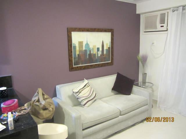 Apartamento Mobiliado - Lgo do Machado